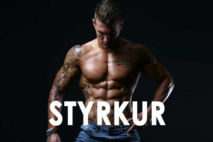 Styrkur
