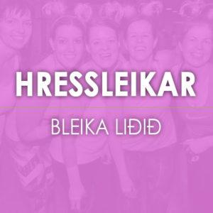 Hressleikar---BLEIKA-lidid