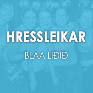 Hressleikar---Blaa-lidid