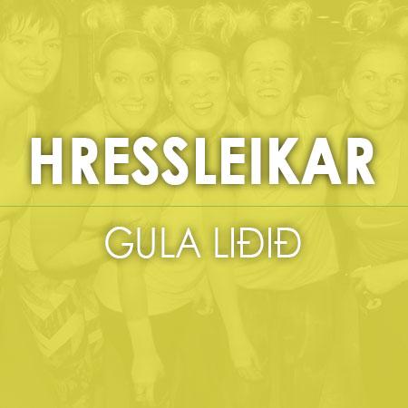 Hressleikar---Gula-lidid