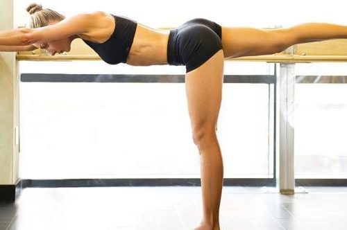 yoga barre